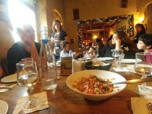 במסעדת תשרין בנצרת